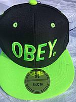 Кепка Подростковая 54 см ХИП-ХОП оптом OBEY КЕПКИ 2016 года купить В Одессе 7 КИЛОМЕТР