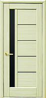 Грета BLK - Ясень (60, 70, 80, 90см). Коллекция НОСТРА. Межкомнатные двери Новый Стиль