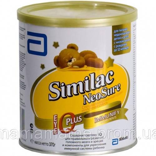 Молочная смесь Similac НеоШур (c 0 мес) 370 г
