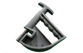 Фиксатор резины колеса для легкового шиномонтажа
