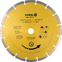 Отрезной алмазный диск 230 мм Vorel 08715