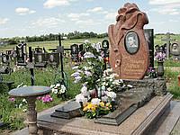 Памятник в виде цветка Ц-15