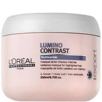 Маска-сияние для мелированных волос L'Oreal Professionnel Lumino Contrast Mask