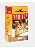 Капучино Grandos Vanilla 10 шт.