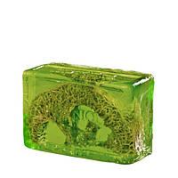 Глицериновое мыло куб ORG - Греческий и Люфа, 100 г
