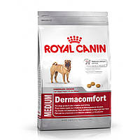 Royal Canin Роял Канин Medium Dermacomfort 10 кг