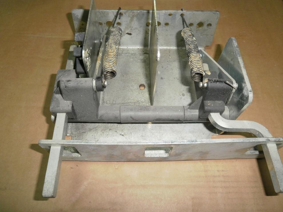 Педальный механизм ТС 322 без роздаток