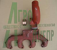 Комплект деталей для установки турбины на двигатель Д-65  на трактор  ЮМЗ