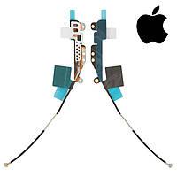 Шлейф для Apple iPad Mini, антенны GPS, с компонентами (оригинал)