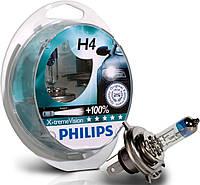 Philips x-treme vision +100% h4 12v 60/55w