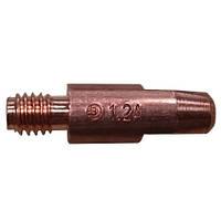 Токосъёмный наконечник E-Cu/Alu - M6 D 1,2/8,0/28 для сварки алюминиевой проволокой