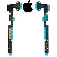 Шлейф для iPad Mini, кнопки home, с компонентами, оригинал