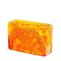 Глицериновое мыло куб ORG - Апельсин-Чили и Люфа, 100 г