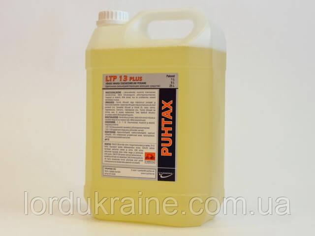 Сильно действующее моющее средство LTP 13 Plus (концентрат), 5 литров