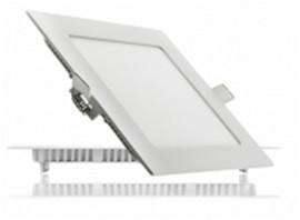 Светодиодный светильник LEDEX, квадрат,  18W
