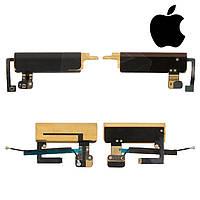 Шлейф для Apple iPad Mini, антенны bluetooth, антенны 3G, с компонентами, черный (оригинал)
