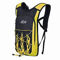 Практичный рюкзак для велопрогулок