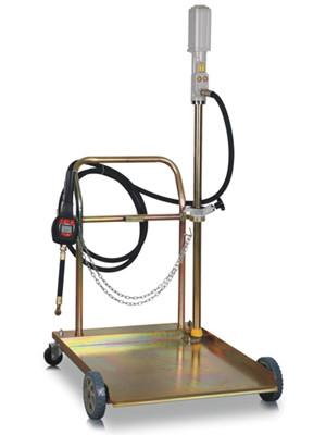 Пневматическая установка для раздача масла - Оборудование для СТО в Львове