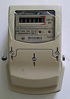 Однофазный электросчетчик ЦЭ 6807Б-U K 1,0 220В 5-60А М6Ш6
