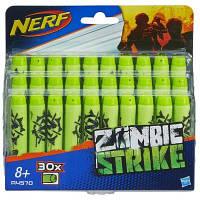 Игрушечное оружие Hasbro Нерф Патроны Зомби-страйк (A4570)