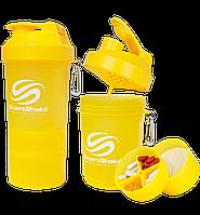 SmartShake Neon 600ml Желтый