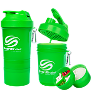 SmartShake Neon 600ml Зеленый
