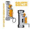 """Балансировочный клапан с измерителем расхода для гелиосистем 3/4"""", диапазон расхода 3-10 л/мин CALEFFI SOLAR"""