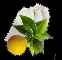 Чай Эрл Грей в пакетиках GEMINI  50 пак по 2 г