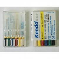 Н-файлы Kendo, №10, №15;№20;№25;№15-40.25мм, 6шт.