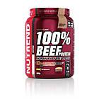 Белковая смесь 100% Beef Protein (900 г) Nutrend, фото 2