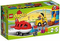 Конструктор  LEGO DUPLO Аэропорт (10590)