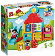 Конструктор LEGO DUPLO Мой первый домик (10616)