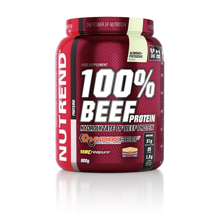 Белковая смесь 100% Beef Protein (900 г) Nutrend