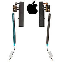 Шлейф для Apple iPad 3, антенны 3G, с компонентами (оригинал)