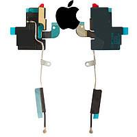 Шлейф для Apple iPad 4, антенны GPS, с компонентами (оригинал)