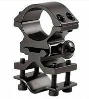 Крепление для прицела Кр-T2002 универсальное, анодированный алюминий
