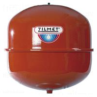 Круглый Расширительный бак для Систем отопления Zilmet CAL-PRO 12. для Котлов, Зилмет, Гидроаккумулятор.