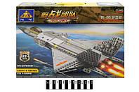 Конструктор Brick Истребитель 84030  324 дет.