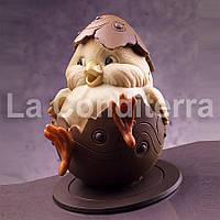 Силиконовая форма для шоколадных скульптур Decosil (Яйцо с цыпленком)