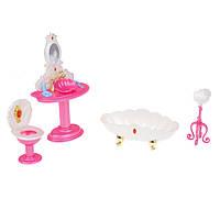 Игровой набор для куклы (Ванная) ID99