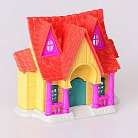 Маленький кукольный домик с мебелью (Моя счастливая семья) IM357