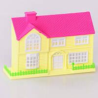 Маленький кукольный домик с мебелью (Моя счастливая семья) IM355