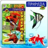 Корм д/риб 10г Супермікс(Супермикс)