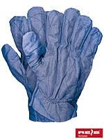 Защитные перчатки тиковые RDP G