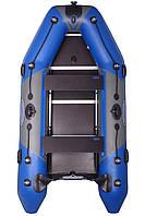 Затюннингованая моторно-килевая лодка Vulkan TMK320