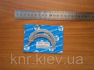 Полукольца упорные вала коленчатого (2шт) FAW-6371 (Фав)