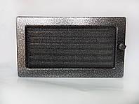 Решетка каминная крашеная с жалюзи, 17x30 см