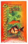 Корм д/риб 10г Суперцвет
