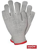 Защитные рукавицы, выполненные из трикотажа RDZ_NATU BE