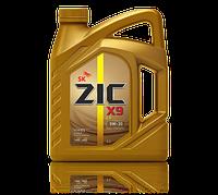 Синтетическое моторное масло ZIC X9 LS 5W-30 ✔ 1л.